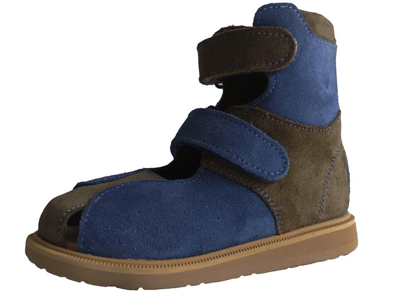 8811c88e80d6 Ortopedická obuv pre deti vysoká